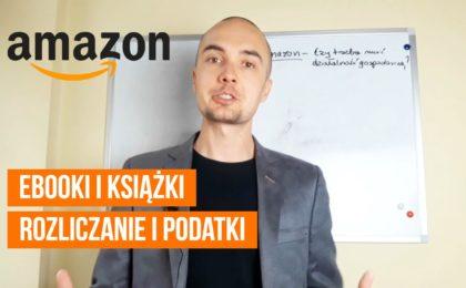 Amazon podatki i rozliczanie