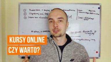 Kursy Online - dlaczego warto?