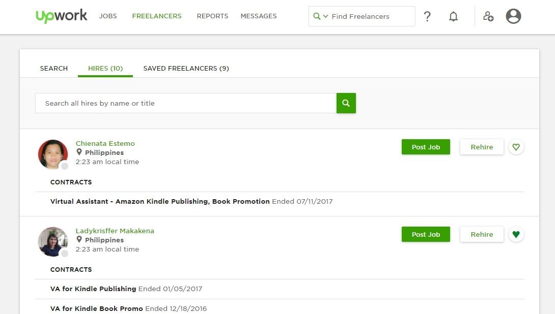 Jak sprzedawać na Amazon - UpWork.com