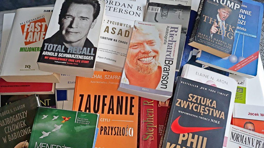 Książki to najlepszy sposób na inwestowanie małych kwot
