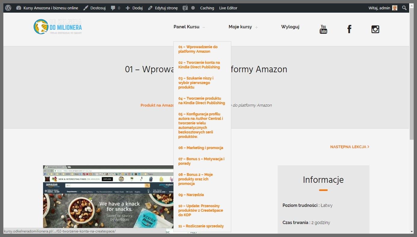 Jak stworzyć własny KURS ONLINE - kurs online Produkt24
