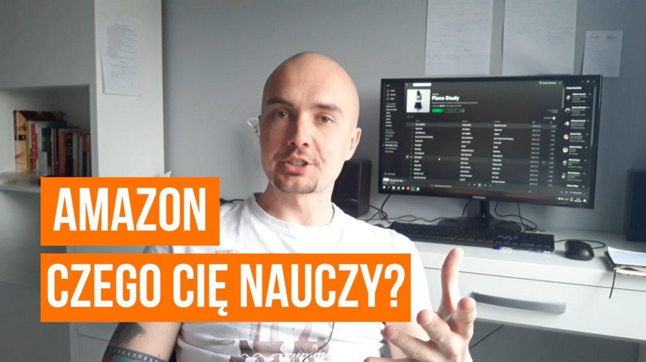 Sprzedawanie na Amazon – czego mnie nauczyło?
