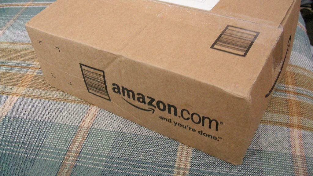 Amazon to biznes na ogromną skalę