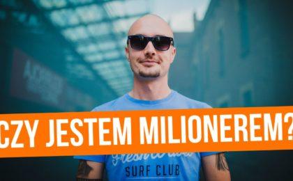 Czy jestem milionerem oraz jaka jest moja wartość netto?