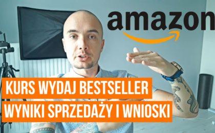 Kurs Wydaj Bestseller - wyniki sprzedaży i wnioski CASE STUDY