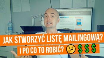 Lista mailingowa, czyli najważniejszy element biznesu w internecie