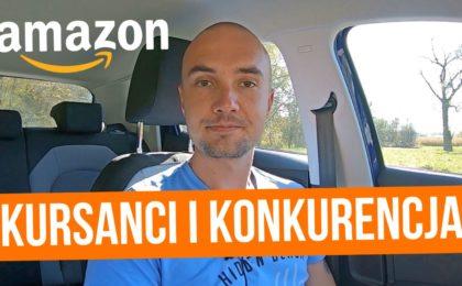 Konkurencja na Amazonie ze strony kursantów - czy się jej boję