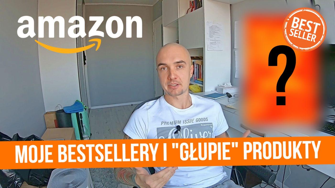 Bestseller na Amazonie w Kanadzie i głupie produkty dla dorosłych