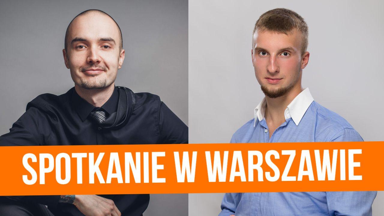 Spotkanie dla czytelników bloga w Warszawie 26.02.2020