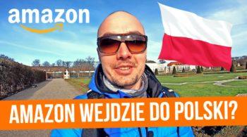Kiedy Amazon wejdzie do Polski?
