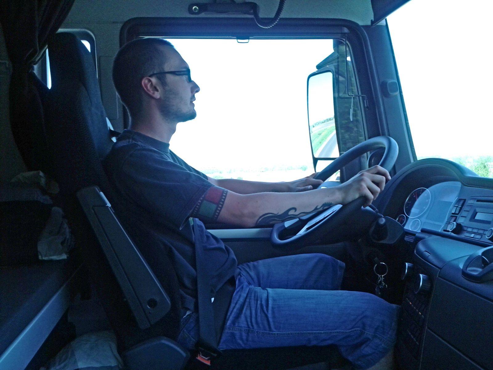 Zmiana pracy na stanowisko kierowcy okazała się nietrafionym wyborem