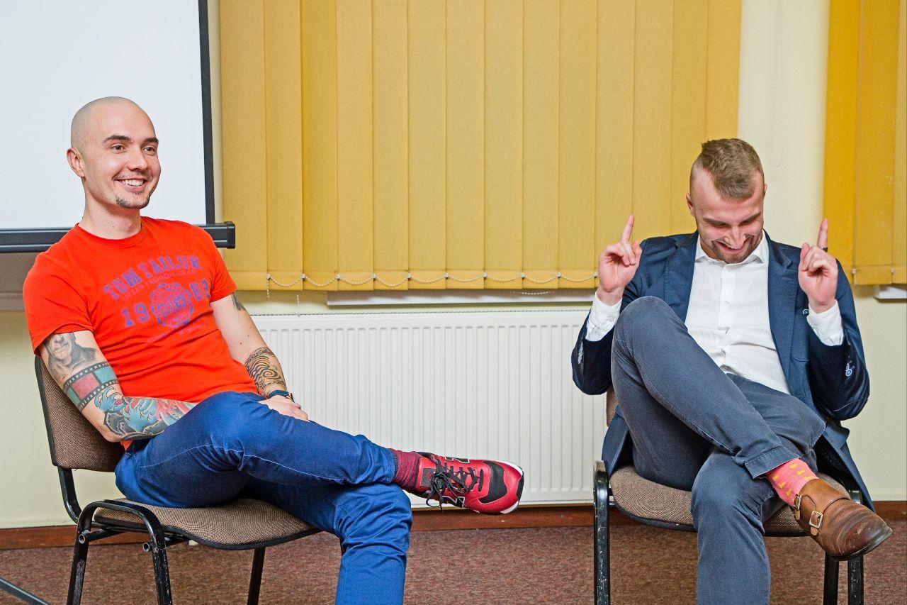 Od Kelnera Do Milionera - Spotkanie Warszawa - Tomasz Micherda