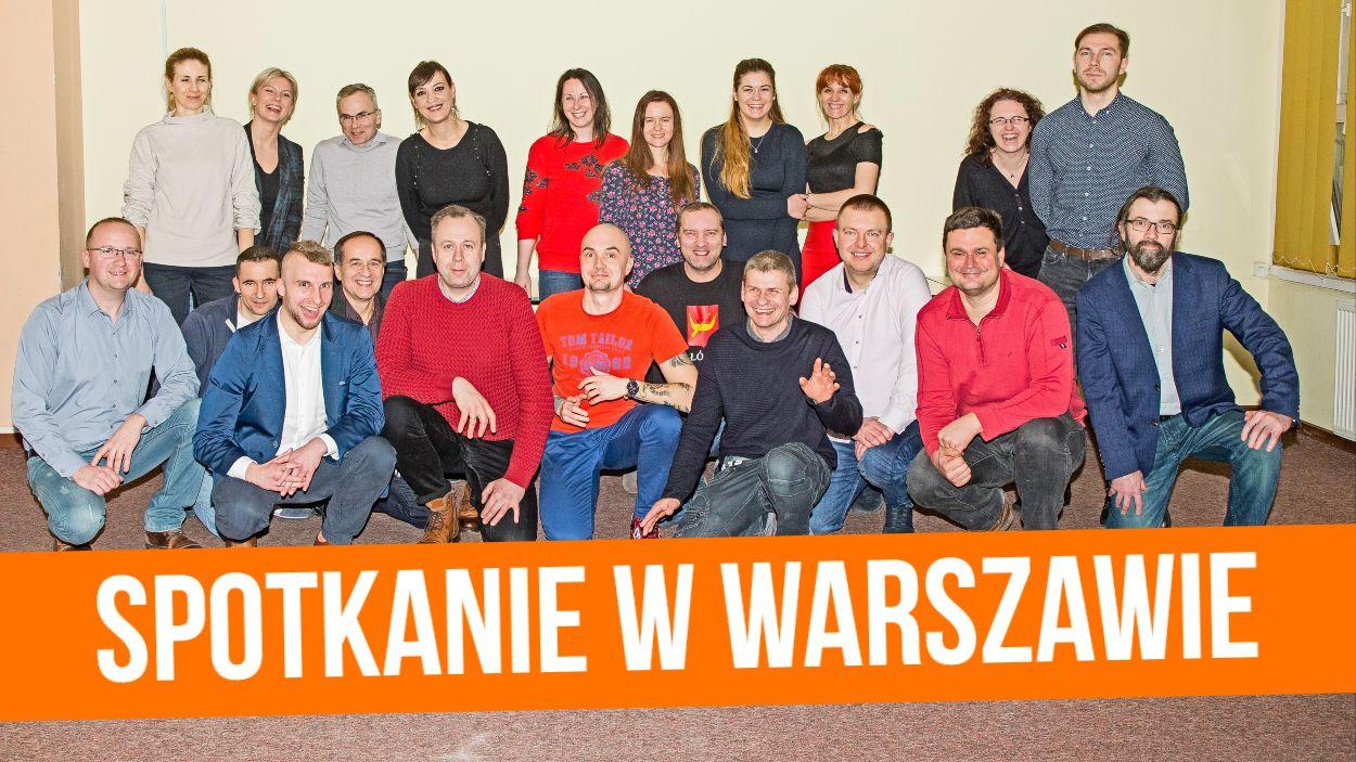 Spotkanie w Warszawie dla czytelników bloga Od Kelnera Do Milionera
