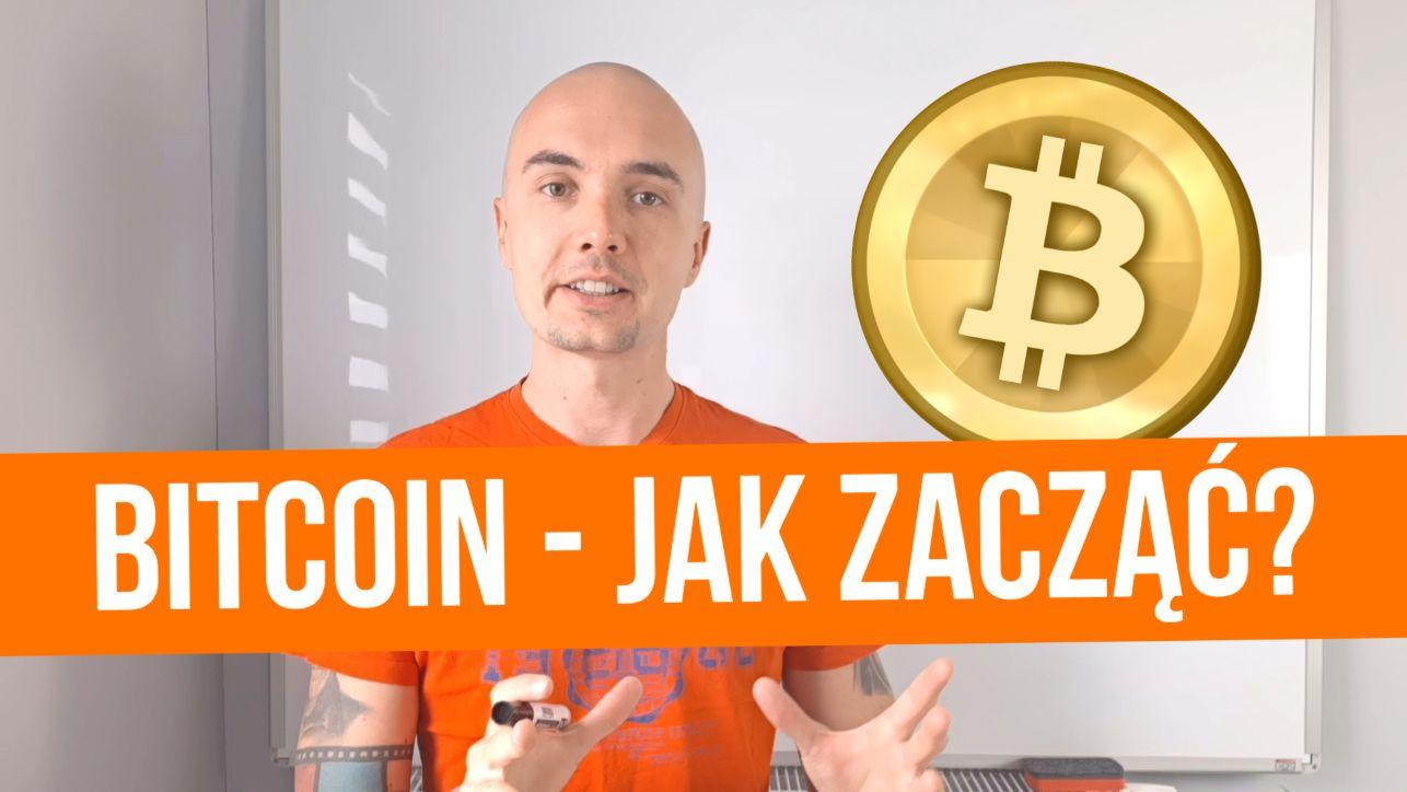 Bitcoin i kryptowaluty dla początkujących - jak zacząć