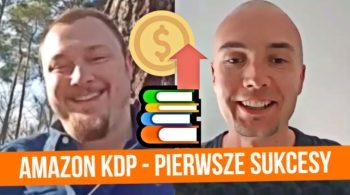 Pierwsze sukcesy na Amazon KDP - wywiad z kursantem MarcinemAmazon KDP - wywiad z kursantem Marcinem