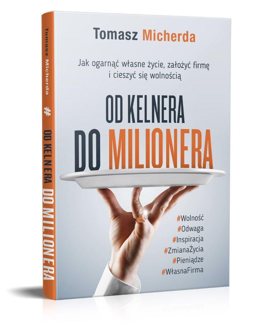 Książka Od Kelnera Do Milionera