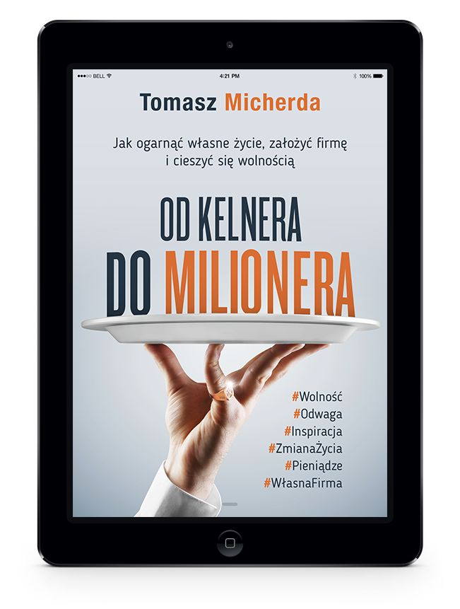 Książka Od Kelnera Do Milionera ebook
