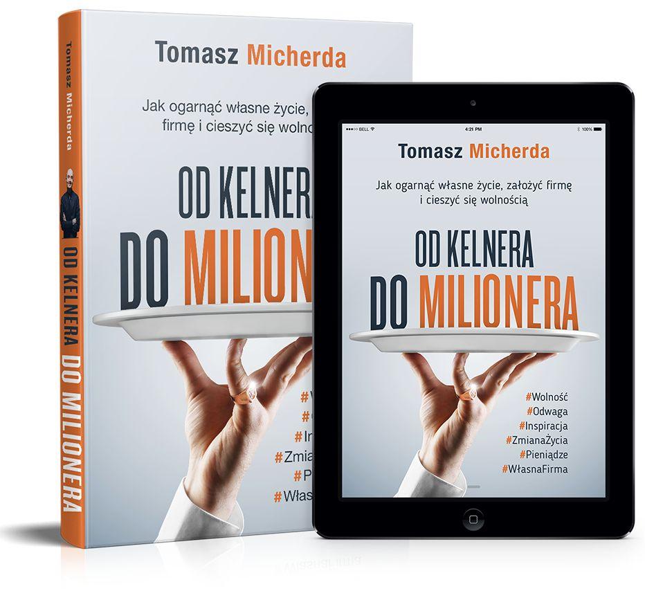 Książka Od Kelnera Do Milionera i eBook