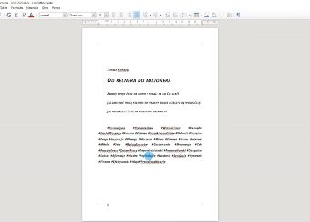Kurs self-publishing krok po kroku - przygotowanie książki do druku