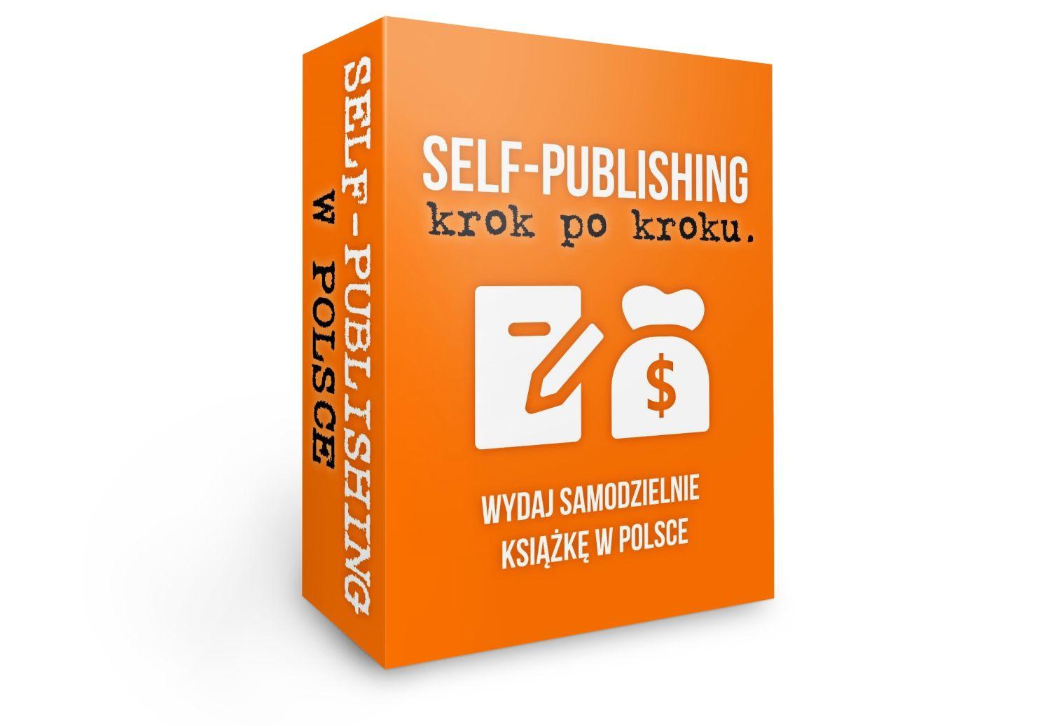 Kurs self-publishing krok po krok w Polsce