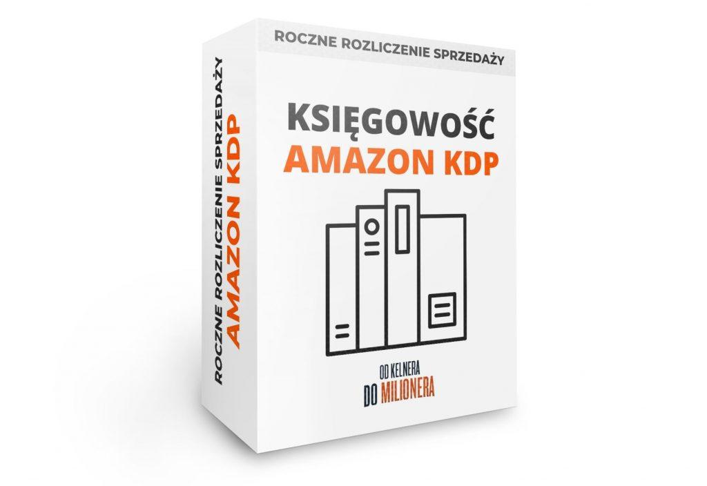 Rozliczanie Amazon KDP