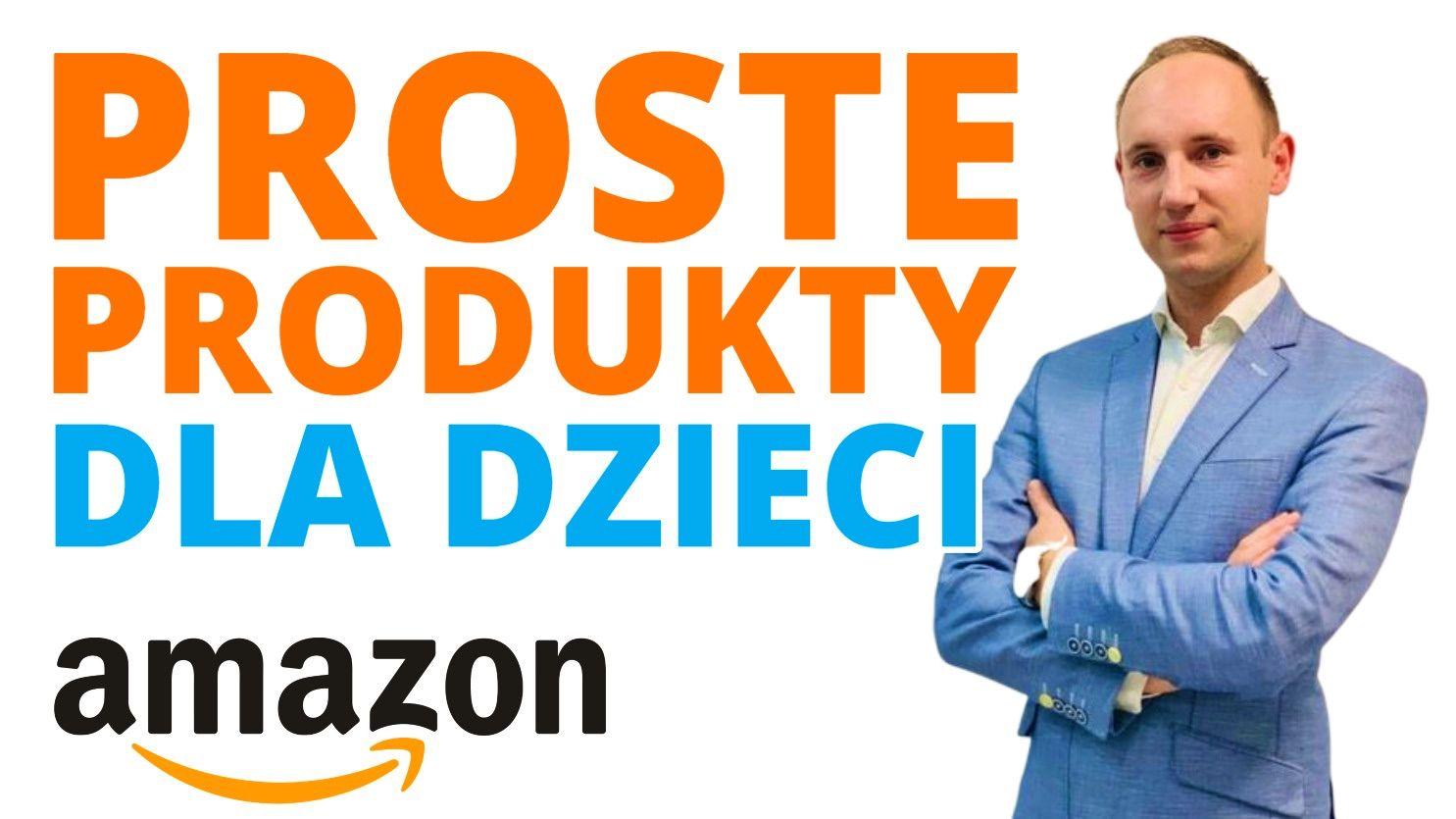 Wydaje proste produkty dla dzieci na Amazon KDP