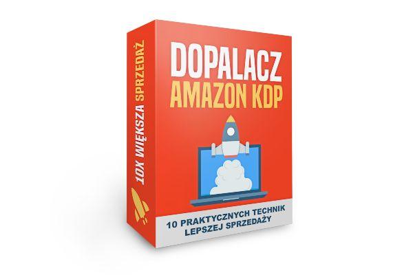Dopalacz Amazon KDP
