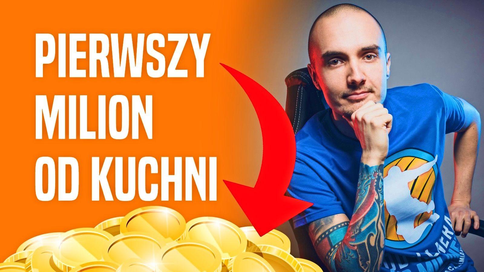 Jak zarobić milion złotych w internecie
