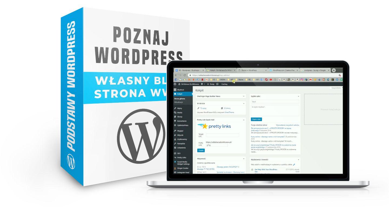 Kurs WordPress - poznaj WordPress